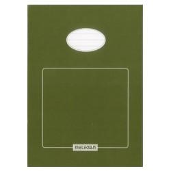 Meteksan Karton Kapaklı Bloknot A4 Çizgili 50 Yaprak 12' Li