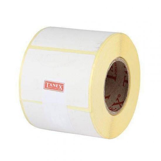 Tanex Barkod Etiketi 58 mm x 40 mm 600 Adet