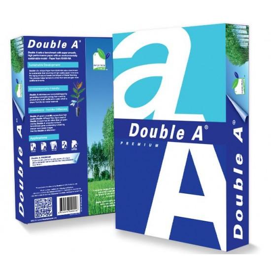 Double-A A4 Fotokopi Kağıdı 80 gr/m2 500' Lü 5 Paket
