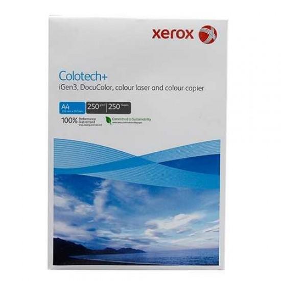 Xerox Fotokopi Kağıdı Beyaz Colotech 250 Gr 250 Yaprak 4' Lü Paket (Laser-Copy-İnkjet)