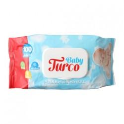 Baby Turco Islak Mendil 100' Lü 24 Paket
