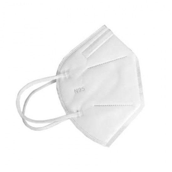 KN95 Maske Ventilsiz 5' Li