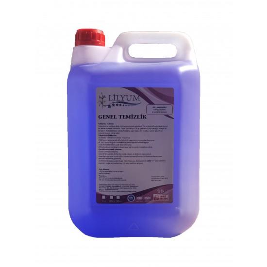 Lilyum Genel Temizlik Maddesi 5 Kg (Lavanta)