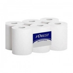 Forest Hareketli Havlu 3 Kg 6' Lı