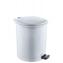 Pedallı Çöp Kovası Plastik No: 3
