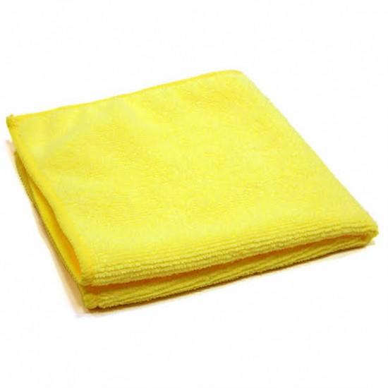 Ceymop Mikrofiber Temizlik Bezi 40 cm x 40 cm Sarı
