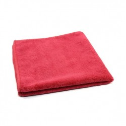 Ceymop Mikrofiber Temizlik Bezi 40 cm x 40 cm Kırmızı