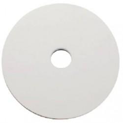 Ceymop Yer Yıkama Pedi 43 cm Beyaz 5' Li