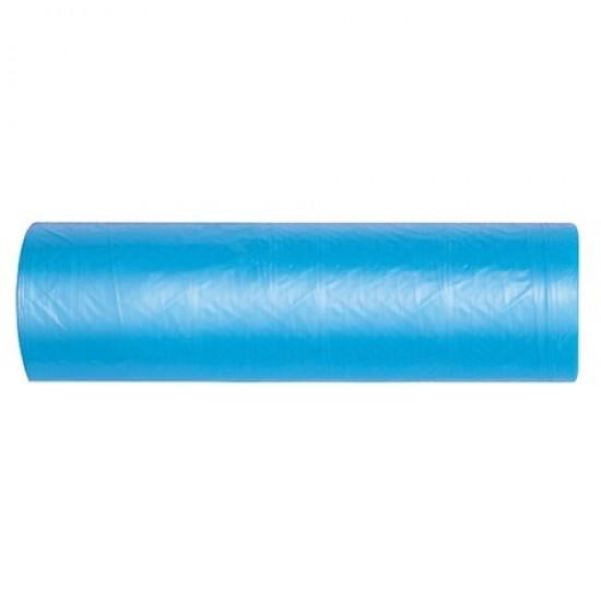 Büyük Boy Çöp Poşeti 65 cm x 80 cm Mavi 80 Gr 50' Li
