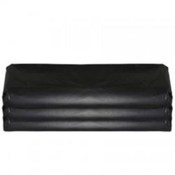 Dökme Çöp Poşeti 80 cm x 110 cm Çift Dikiş Siyah 20 kg