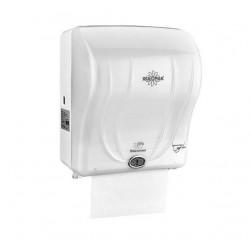 Rulopak R-1301 Sensörlü Kağıt Havlu Makinesi Beyaz