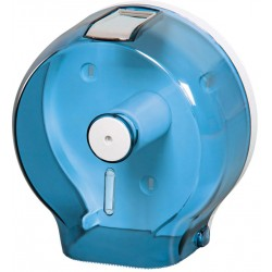 Palex Mini Jumbo Tuvalet Kağıdı Dispenseri Mavi