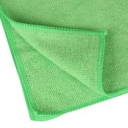 Ceyfix Mikrofiber Temizlik Bezi 40 cm x 40 cm Yeşil