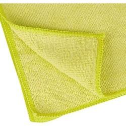 Ceyfix Mikrofiber Temizlik Bezi 40 cm x 40 cm Sarı